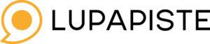 Lupapiste logo ja linkki Lupapisteen verkkosivulle