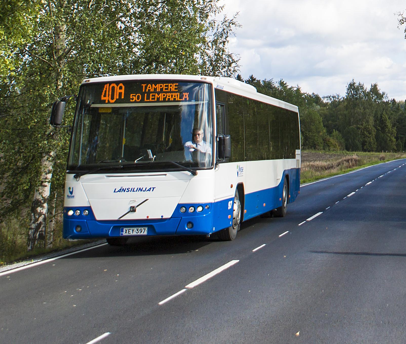 Tampereen joukkoliikenteen hinnat kallistuvat torstaina – Katso tästä jutusta, mikä muuttuu ja miten