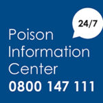 Poison Information Center 0800 147 111