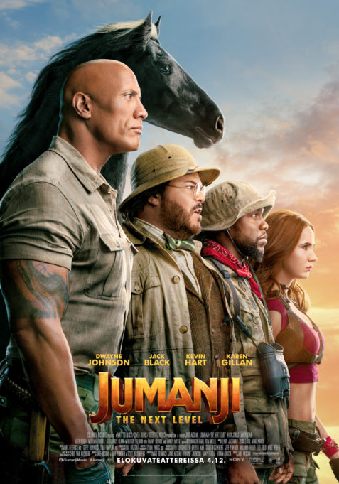 Jumanji 2 Kino