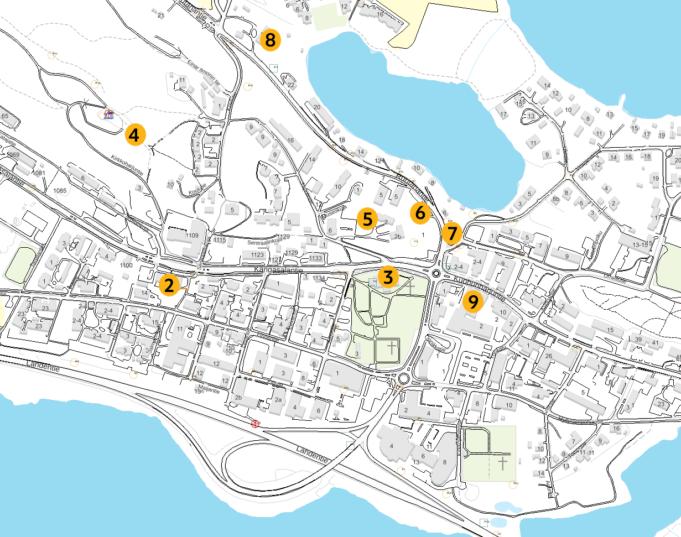 Kartta kaunottarista